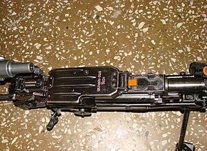Kord machine gun - Image: Kord 6P50