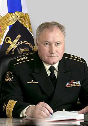 Russian Navy - ADM Vladimir Korolev