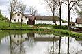 Krátká Ves, common pond.jpg