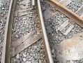 Kreuzung der Feldbahn im Deutschen Dampflokomotiv-Museum in Neuenmarkt, Oberfranken (14291347276).jpg