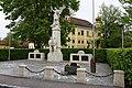 Kriegerdenkmal War Memorial Gleinstätten.JPG