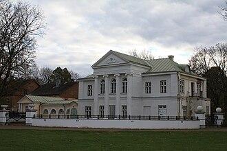 Kumna - Image: Kumna manor