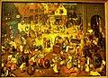 Kunsthistorisches Museum Wien, Pieter Bruegel d.Ä., der Kampf zwischen Karneval und Fasten.JPG