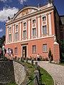 Kurozwęki, zamek, nast. pałac,2 poł. XIV, XV, XVII, 2 poł. XVIII.JPG