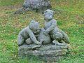 Kurpark Bad Dürkheim Skulpturengruppe 2011.JPG