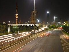 Kuwait highway