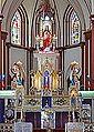 L'église du Sacré Cœur de Jésus (Pondichéry, Inde) (13999867785).jpg