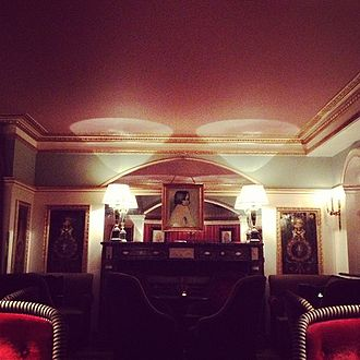 L'Hôtel - Image: L'Hotel bar in Paris Stierch