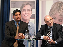 Léo Apotheker German business executive