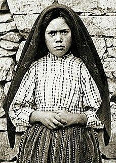 Sister Lúcia Portuguese Carmelite nun and visionary