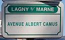 L3328 - Plaque de rue - Avenue Albert Camus.jpg