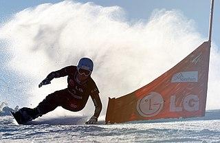 Michael Lambert (snowboarder) Canadian snowboarder