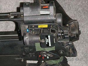 LLM01 - G36A1 with LLM01 side view.