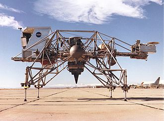 Armstrong Flight Research Center - Lunar Landing Research Vehicle
