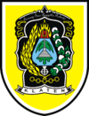 Coat of arms of Klaten Regency