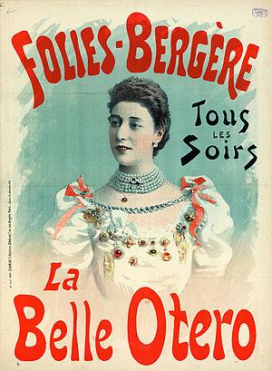 La Belle Otero - Image: La Belle Otero 1894