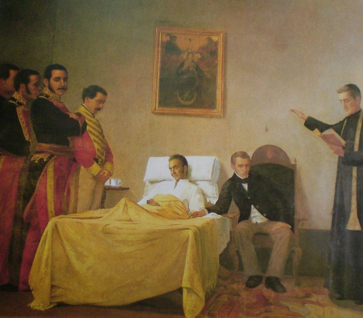 Bolivar S Jamaica Letter Definition Quizlet