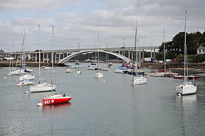 La Trinité-sur-Mer - 'Pont de Kerisper' (Kerisper bridge)