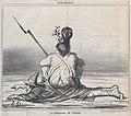La situation de l'Italie, from Actualités, published in Le Charivari, February 21, 1859 MET DP876820.jpg