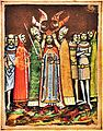 Ladislaus I's coronation (Chronicon Pictum 092).jpg