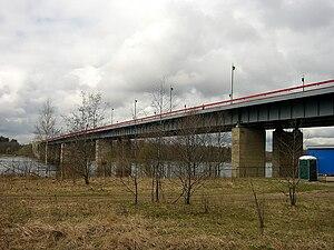 Ladozhsky Bridge - Ladozhsky Bridge