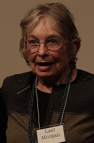 Alaska Women's Hall of Fame - Image: Lael Morgan crop