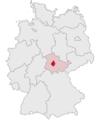 Lage des Landkreises Gotha in Deutschland.png