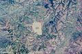 Lake Nyos from Landsat, 2014.jpg