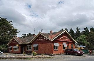 Lal Lal, Victoria Town in Victoria, Australia