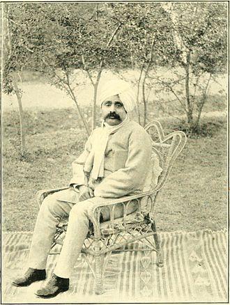 Lala Lajpat Rai - Lala Lajpat Rai in 1908