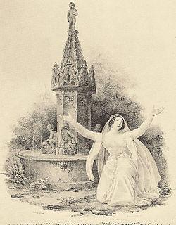 <i>La straniera</i> opera by Vincenzo Bellini