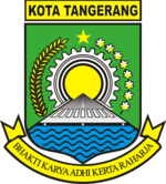 arti lambang,lambang Kota ,logo Kota,gambar lambang, arti lambang Kota Tangerang,logo-logo, logos,membuat logo,daftar Kota, Kota Tangerang