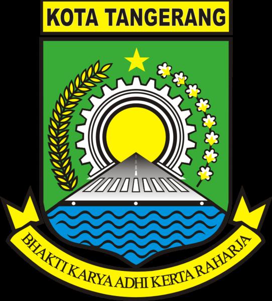 Berkas Lambang Kota Tangerang Png Wikipedia Bahasa Indonesia Ensiklopedia Bebas