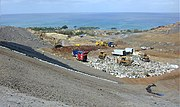 Landfill operation in Hawaii.