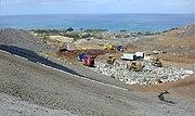 Landfill operation in Hawaii.