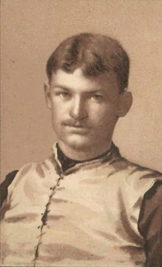 1894 College Football All-America Team - Langdon Lea of Princeton