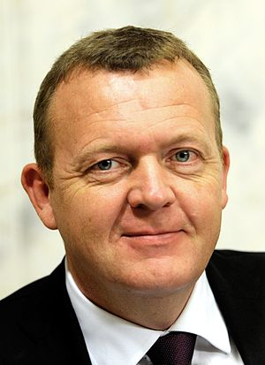 Danish general election, 2015 - Image: Lars Løkke Rasmussen (2009)