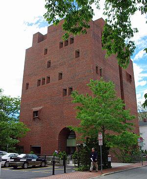 Harvard Graduate School of Education - Larsen Hall