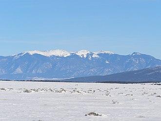 Latir Peak Wilderness - Image: Latir Peak Wilderness