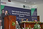 Launch of the Phase II of USAID Merit and Needs Based Scholarship Program (15079311737).jpg