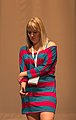 Lauren Beukes, dConstruct 2012 - 4.jpg