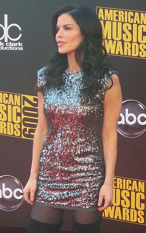 Lauren Sánchez - Sánchez at the 2009 American Music Awards.