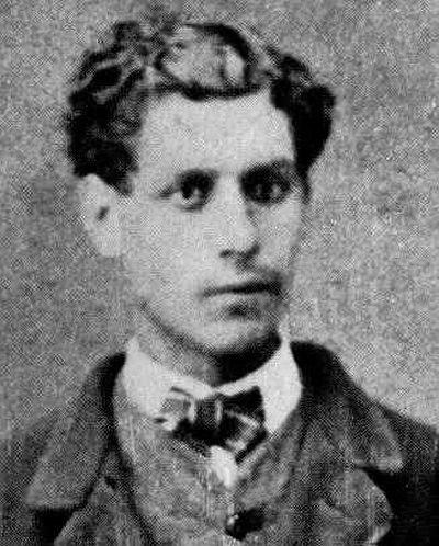 Picture of an author: Comte De Lautréamont