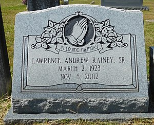 Lawrence A. Rainey