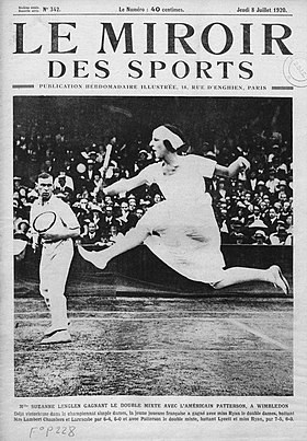 Le miroir des sports wikip dia for Miroir des sports