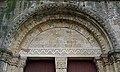 Le Montet (03) Église Saint-Gervais et Saint-Protais Façade occidentale 02.JPG