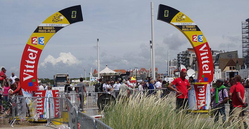 Le Touquet-Paris-Plage - Tour de France, étape 4, 8 juillet 2014, départ (C74).JPG