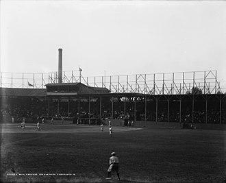 League Park - League Park, circa 1905