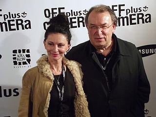 Lech Majewski Polish film and theater director