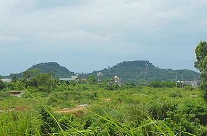 Haikou Volcanic Cluster Global Geopark - Image: Leiqiong Global Geopark 01
